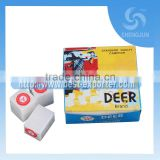 High Quality Natural 96% Pure White Deer Brand 1/40Z Camphor Tablet