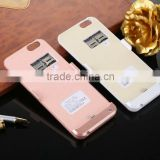 New fashion design travel mobile phone portable charger external battery back cover for iphone 6                                                                         Quality Choice