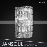 cool ceramic crystal wall sconce lamp