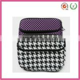 2013 hot selling sublimation neoprene laptop sleeve & laptop bag with zipper (factory)