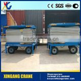 Indoor Outdoor Used Guide Rail Elevator Cargo Lift for Sale
