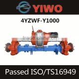 2 speed planetary gearbox