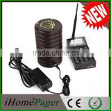 Ihomepager Beijing yinhe restaurant wireless queue calling system