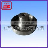 machine parts, casting iron brake drum JX-70