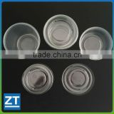 Disposable Plastic Portion Cup With Plastic Lid                                                                         Quality Choice