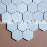China Venato 2 inch hexagon mosaic tile for bathroom floor                                                                         Quality Choice