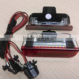 LED welcome light Car LED 3D logo lamp for V.W Golf5 6 Golf Plus/Jetta/Passat/Sharan/Touareg/EOS/Scirocco/for Skoda/Seat