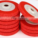 200mm nylon abrasive granite stainless steel polishing wheels
