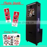 2016 Most Popular New Hot Products Portable 3D Photo Booth Goor For UK Party&Wedding