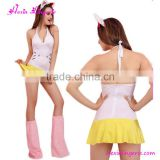 OEM accepted hot sexy girl sex bunny costume