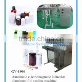 automatic electromagnetic induction aluminum foil sealing machine factory directly selling