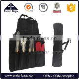 Enrich Promotion 5pcs BBQ Apron set with BBQ tool sets for out picnic                                                                         Quality Choice