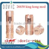 High quality copper king kong mod 1:1 clone copper king kong mod fast delivery