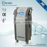 Skin Analysis Oxy VAC Oxygen Facial Machine Lymphatic Drainage Skin Care Beauty Machine (CE ISO13485 Since1994) Oxygen Facial Machine