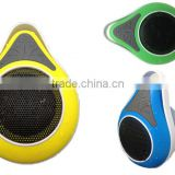 New water pearl new IPX7 waterproof bluetooth stereo, seven wireless bluetooth stereo, funny singing sound box