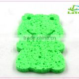 Multiplicate Cartoon character bath sponge                                                                         Quality Choice