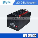 Widely used multi-socket gsm gprs 8 ports modem pool multi sim gsm modem multi chip modem