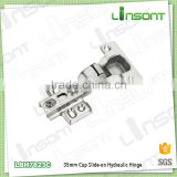 Alibaba supply soft close inseparable soft closing toilet hinge cabinet hardware cabinet hinges