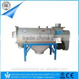 China Weiliang gypsum powder sepiolite horizontal centrifugal airflow screen sieve equipment/separator machinery