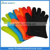 silicone pot handle holder kitchen accessories silicone glove