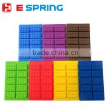 Candy Molds For Lego Lovers Silicone Baking Tools Chocolate Mold
