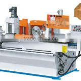 Finger Joint Shaper Machine with glue coating