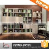 Turkey Furniture Classic Living Room Library Luxury Drawing Bookshelf