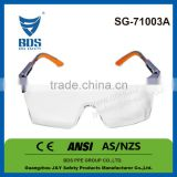 Best buys free sample CE approval safety goggle unisex safety eyewear working spectacles
