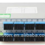FTTH GPON/EPON LGX BOX 1*16 Fiber Optic PLC Splitter