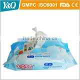 OEM Baby Cleaning Hand & Face Wet Wipes
