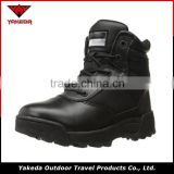 High quality side-zip military comfortable combat duty boots swat tactical boots for men