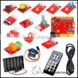 Drawing Electronic blocks Brick diy kit for MIND Ardu UNO compatible Relay Sensor