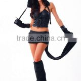 2015 manufactory popular sexy halloween sexy costume ideas costume to party
