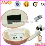 Face and Body Skin Analyser Hair Analysis 50X and 200X Magnifier with Pink Cover for Salon and Home use AU-958