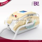 Portable IPL Wrinkle / Age Spot Removal 2.6MHZ Beauty Machine IPL Spider Veins Removal 560-1200nm