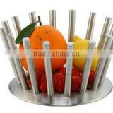 Stainless steel wire bread basket