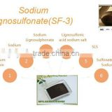 SF-3 Sodium lignosulphonate powder as Leather tanning chemicals