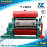 INquiry about Recycled Waste Paper Eight-sided Egg Carton Making Machine