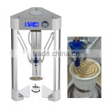 100*100*8mm Build Size Professional Coffee Latte Art 3D Printer for Coffee on Sale
