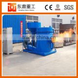 Professional biomass burners for wood pellet, wood chips, sawdust, rice husk