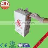medical equipment names waste carton box/safety needle box that disconnect needles
