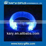 Remote Control LED Flashing Wristband,LED Flashlight Wristband,Radio Controlled Wristband