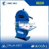 350W Portable Metal Cutting Band Saw Machine With Installed Sharpen Blade