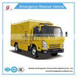 NJJ5250 mobile station Drainage vehicle and emergecy power supply vehicle