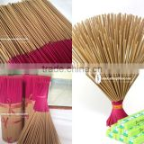 Vietnam red bamboo incense stick, a kind of agarbatti incense stick from high quality oud wood