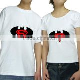 2014 New Couple T shirt American Apparel Blank T-shirts Custom Design Alibaba China Supplier New Pattern T-shirts