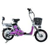 Wholesale Colorful Steel Frame 16 Electric Bicycle From Chines Ebike\'s Manufacturer