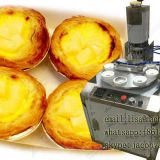 High Quality Egg Tart Making Machine With Stainless Steel