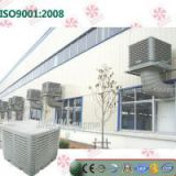 Air cooler with bottom outlet for green house poultry house workshop