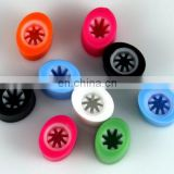 Custom Colorful Plastic Sliding lock Clasp for Fabric Wristband, WRISTBAND LOCK CLOSURE CLIP